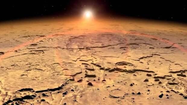Разработан дешевый способ создания почвы Марса и других планет