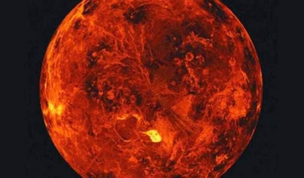NASA бросит силы на изучение Венеры, где обнаружили признаки жизни