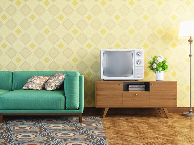 Мид-сенчури модерн: «бабушкин» стиль винтерьере становится модным трендом