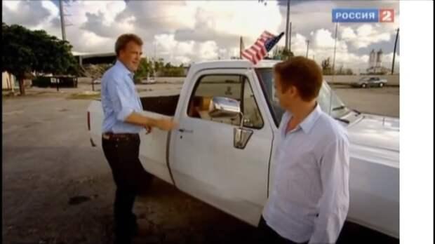 В далеком 2007 году на экраны вышел 3-ий эпизод 9-го сезона легендарного автомобильного телешоу TopGear.