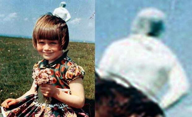 Загадочный снимок 55-летней давности