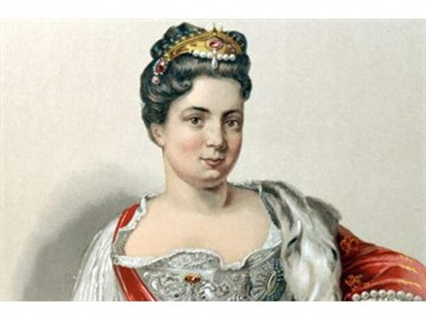 Любопытные факты из жизни императрицы Екатерины I