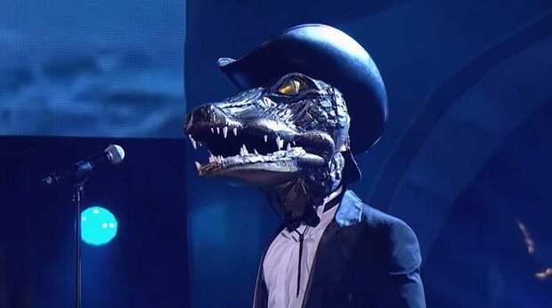 """Кто скрывается в костюме Крокодила на шоу """"Маска"""": неожиданное предположение зрителей"""