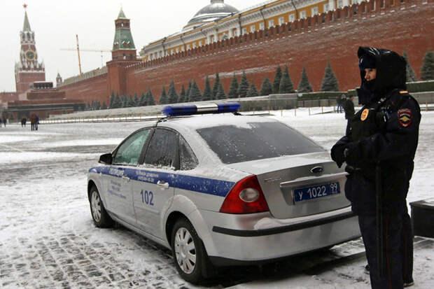 Наряды полиции контролируют все въезды в Москву