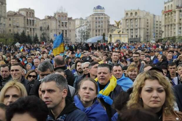 Оказывается, это Россия топит Украину во мраке отсталости