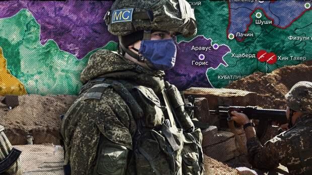 В Армении ждут дислокации пограничников ФСБ РФ на границе с Азербайджаном