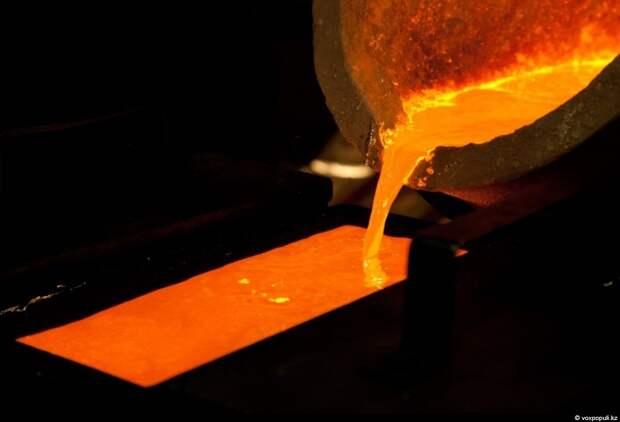 В прошлом репортаже мы рассказывали о том, как добывают золото на открытом карьере в Акмолинской...
