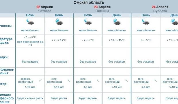 Срочно на прогулку! В Омске резко потеплеет до +16 градусов