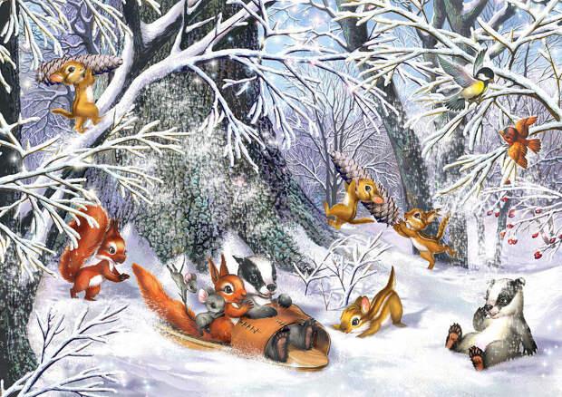 Кто верит сказкам в рождество? Кто верит в чудо?