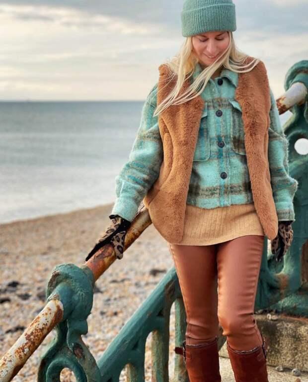 Почему куртка-рубашка – выгодная деталь женского гардероба: с чем носить, чтобы выглядеть стильно