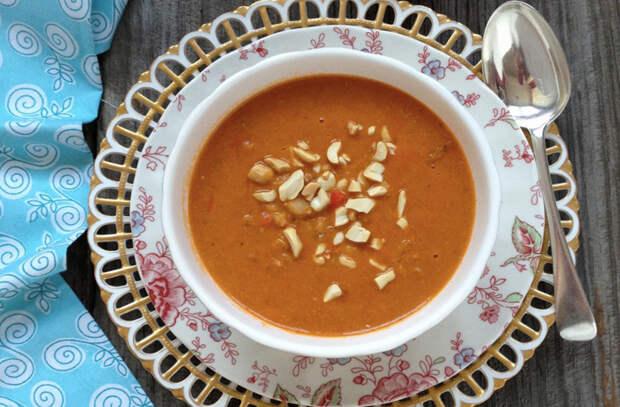 Делаем потрясающие супы в блендере за минуты