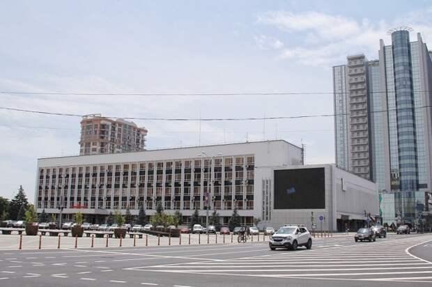 Мэр Краснодара отправил в отставку ряд чиновников