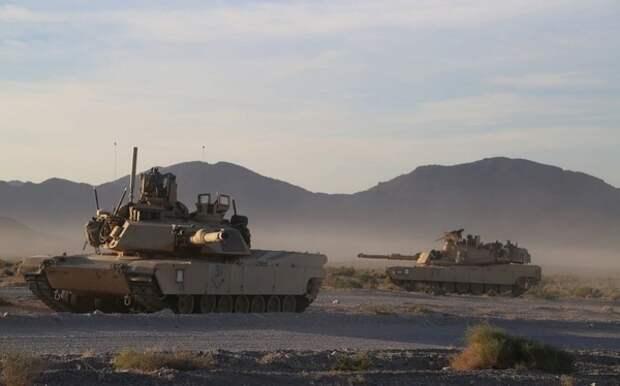 Армия США показала первое фото модернизированного танка Abrams