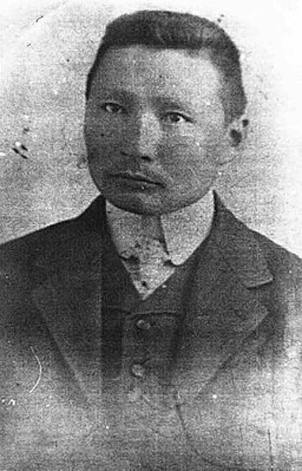 П.В.Ксенофонтов