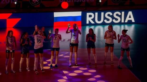 Женская сборная России по волейболу вышла в плей-офф Олимпиады в Токио