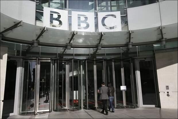 В Лондоне у здания Би-би-си прогремел взрыв