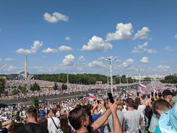 Как затухают протесты в Беларуси
