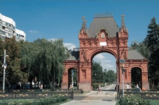 Александровский бульвар в Краснодаре признали объектом культурного наследия