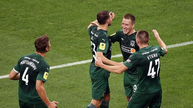 Берг: «У «Краснодара» хорошие шансы победить загребское «Динамо» и пройти в 1/8 финала Лиги Европы»