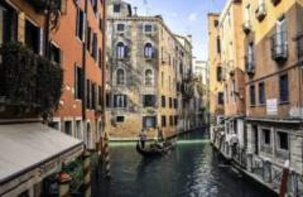 Венеция. В 2021 году ей исполняется 1600 лет