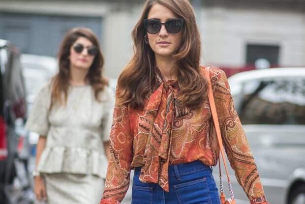 Выбираем стильную и нарядную блузку на все случаи жизни