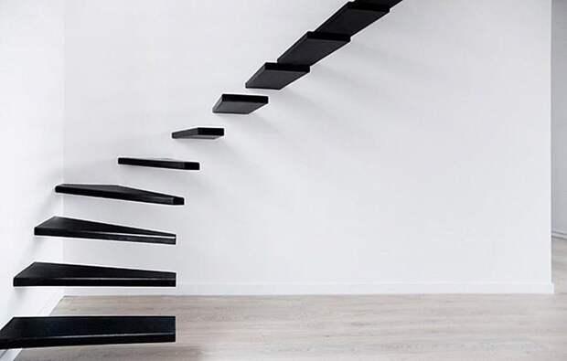 Дизайнерские лестницы, которые дарят эстетический восторг