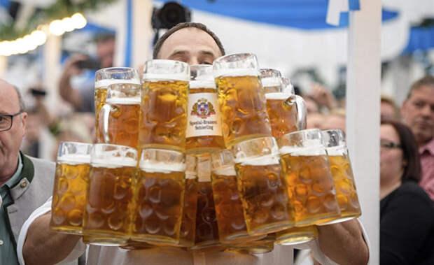 Не пейте холодное пиво в летнюю жару