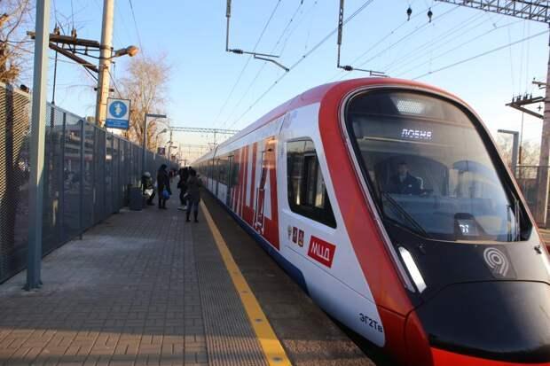 Поезда на МЦД-2 задерживаются по техническим причинам