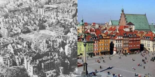 Институт национальной памяти Польши взялся доказать «советскую оккупацию»