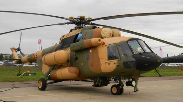 Китай до сих пор остается одним из крупнейших импортеров наших вертолетов семейства Ми-8/17