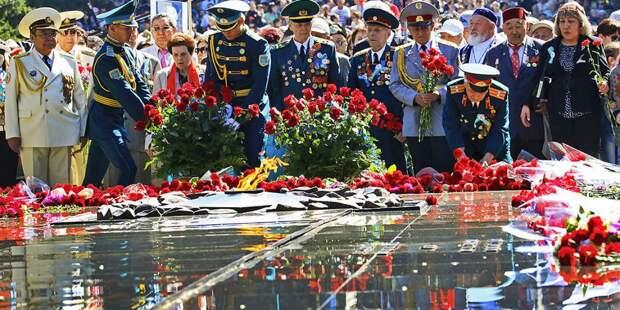 Казахстан нашел повод для отмены парада в честь 75-летия Победы
