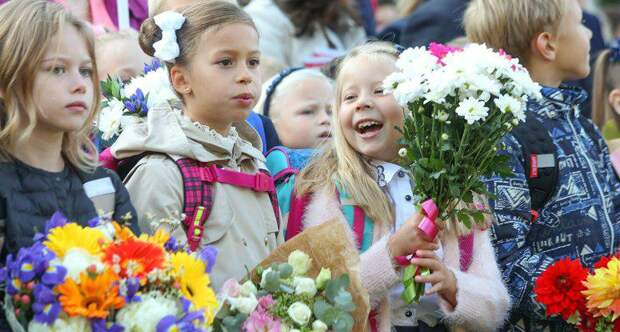 Собянин заявил о готовности школ Москвы к новому учебному году/Фото: mos.ru