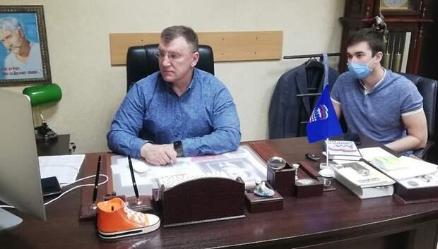 Многодетным и безработным жителям Подольска разъяснили, как получить выплаты