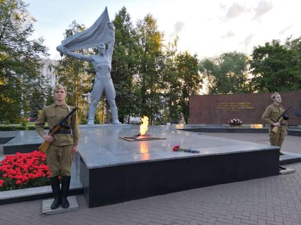 В Удмуртии ищут родных погибшего на фронте красноармейца