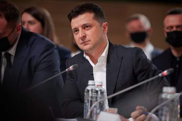 Зеленского попросили не караулить Путина «у туалета»