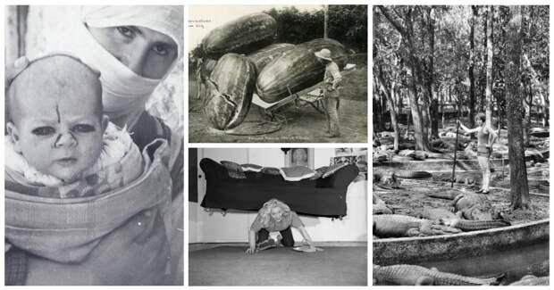 20 загадочных исторических снимков, которые непоймешь без объяснения