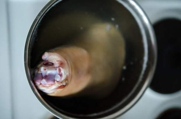 Свиная рулька в пиве: необычно и безумно вкусно!