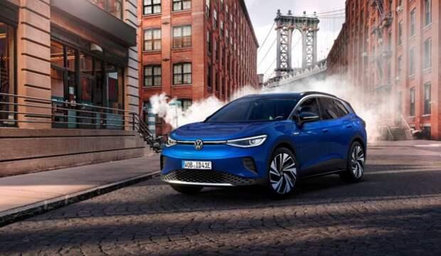 Электромобиль Volkswagen ID.4 признали «Всемирным автомобилем года»