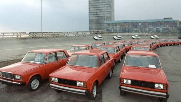 """Ваз-2107 - от """"Русского Мерседеса"""" до самого дешевого автомобиля в мире"""