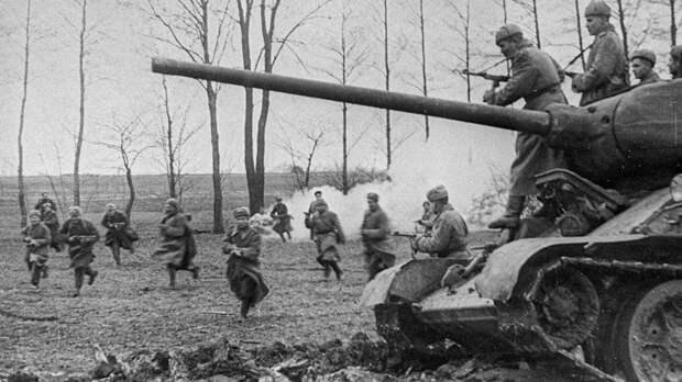«Десять сталинских ударов», которые сокрушили нацистскую Германию (ФОТО)