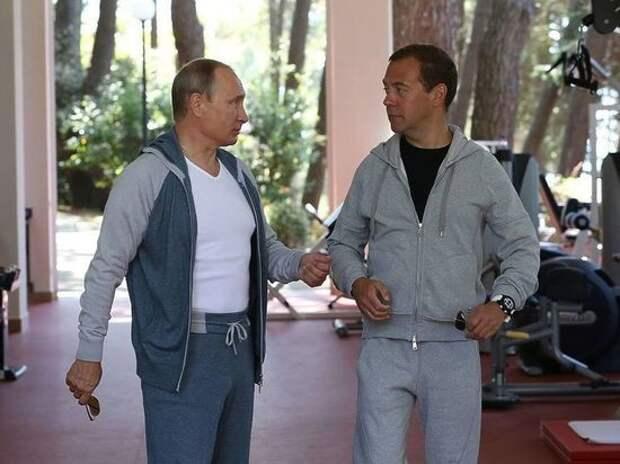 Медведев не брал больничный для лечения спортивной травмы