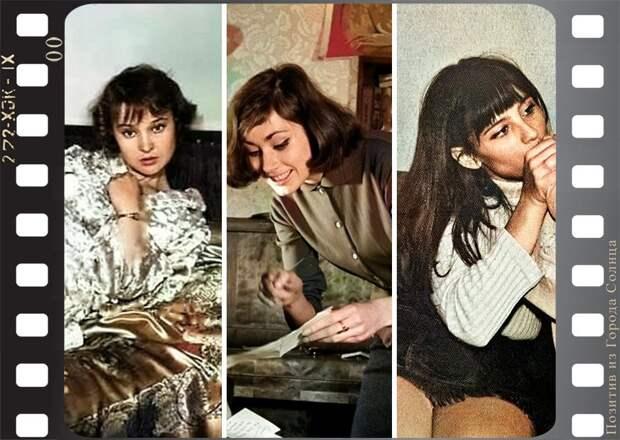 Фото любимых советских актёров из их домашних архивов