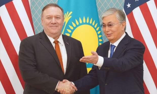 Казахстан после Белоруссии и Киргизии?
