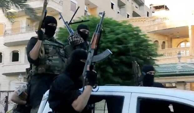 Боевики ИГ во второй раз за неделю напали на правительственные силы в пустыне на востоке Сирии