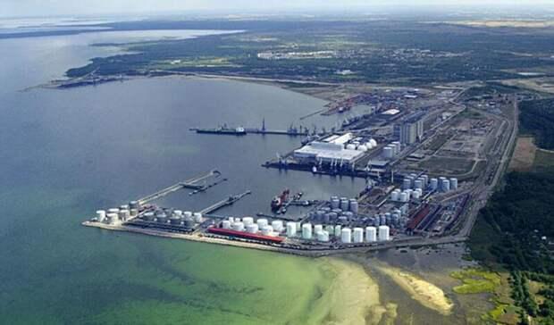 Москва иМинск прорабатывают перенаправление поставок нефтепродуктов изпортов Литвы вРФ
