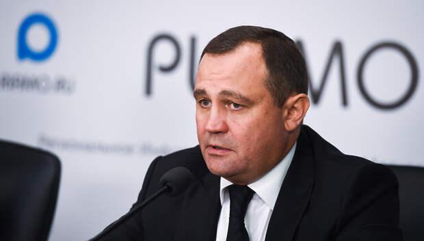 Игорь Брынцалов стал секретарем подмосковного отделения «Единой России»