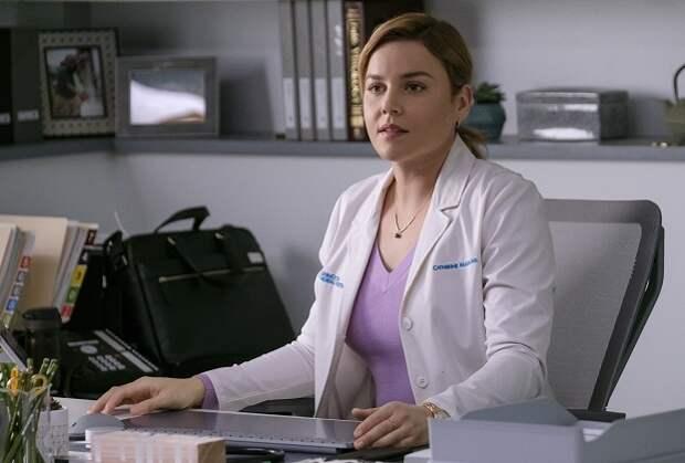 TVLine Items: Abbie Cornish Returns to Jack Ryan, Expanse Casting and More