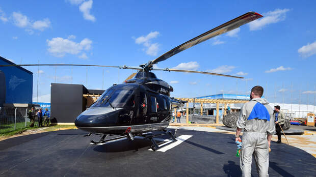 Разработчик рассказал о медицинском вертолёте «Ансат»