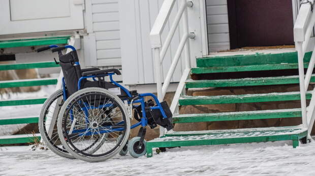 Вбольнице Ростовской области инвалидов принимали вотделении сковидниками