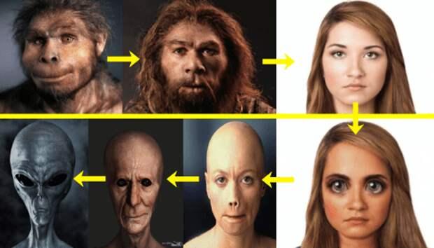 Инопланетяне – это, на самом деле, коренные земляне?